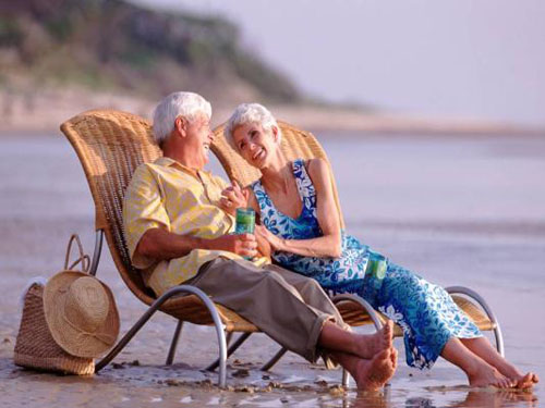 About retirement planning for DIY investors.